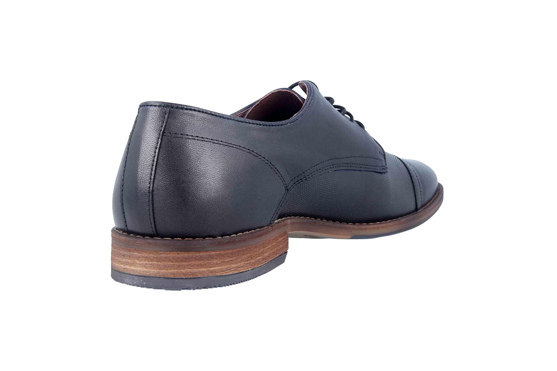 Mustang Shoes Halbschuhe in Übergrößen Blau 4904-304-820 große Herrenschuhe – Bild 3