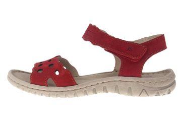 Josef Seibel Lucia 07 Sandalen in Übergrößen Rot 63807 869 400 große Damenschuhe – Bild 1