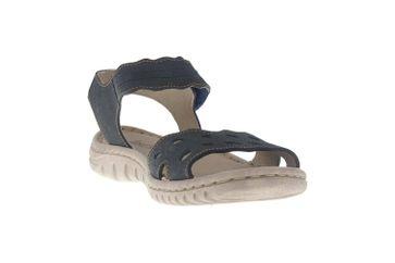 Josef Seibel Lucia 07 Sandalen in Übergrößen Blau 63807 869 500 große Damenschuhe – Bild 5