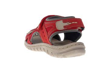 Josef Seibel Lucia 17 Sandalen in Übergrößen Rot 63817 904 471 große Damenschuhe – Bild 2
