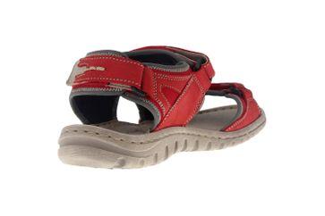 Josef Seibel Lucia 17 Sandalen in Übergrößen Rot 63817 904 471 große Damenschuhe – Bild 3