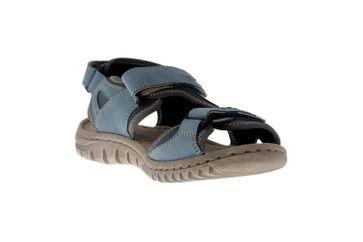 Josef Seibel Lucia 17 Sandalen in Übergrößen Blau 63817 904 521 große Damenschuhe – Bild 5