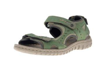Josef Seibel Lucia 17 Sandalen in Übergrößen Grün 63817 904 601 große Damenschuhe – Bild 6