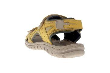 Josef Seibel Lucia 17 Sandalen in Übergrößen Gelb 63817 904 801 große Damenschuhe – Bild 2