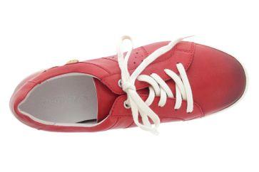 Josef Seibel Caren 01 Sneaker in Übergrößen Rot 67701 133 400 große Damenschuhe – Bild 7