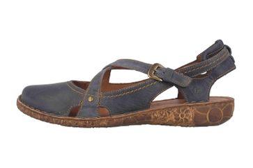 Josef Seibel Rosalie 13 Sandalen in Übergrößen Blau 79513 95 530 große Damenschuhe – Bild 1