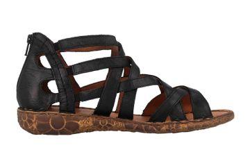 Josef Seibel Rosalie 17 Sandalen in Übergrößen Schwarz 79517 95 100 große Damenschuhe – Bild 4