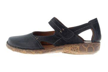 Josef Seibel Rosalie 37 Sandalen in Übergrößen Schwarz 79537 95 100 große Damenschuhe – Bild 1