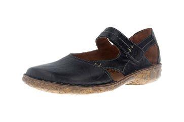 Josef Seibel Rosalie 37 Sandalen in Übergrößen Schwarz 79537 95 100 große Damenschuhe – Bild 6
