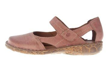 Josef Seibel Rosalie 37 Sandalen in Übergrößen Rosa 79537 95 040 große Damenschuhe