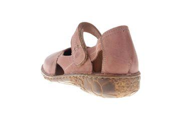 Josef Seibel Rosalie 37 Sandalen in Übergrößen Rosa 79537 95 040 große Damenschuhe – Bild 2
