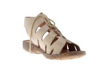 Josef Seibel Rosalie 39 Sandalen in Übergrößen Beige 79539 95 230 große Damenschuhe – Bild 5