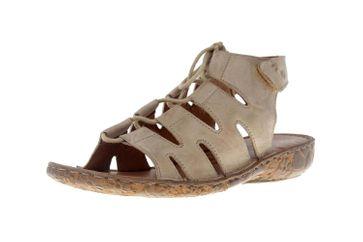 Josef Seibel Rosalie 39 Sandalen in Übergrößen Beige 79539 95 230 große Damenschuhe – Bild 6