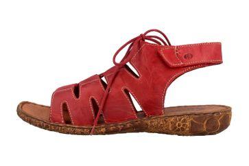 Josef Seibel Rosalie 39 Sandalen in Übergrößen Rot 79539 95 450 große Damenschuhe – Bild 1