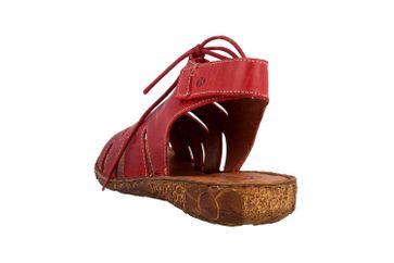 Josef Seibel Rosalie 39 Sandalen in Übergrößen Rot 79539 95 450 große Damenschuhe – Bild 2