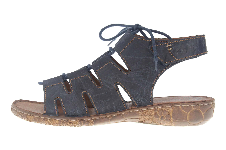 size 40 c4bd0 064ee Josef Seibel Rosalie 39 Sandalen in Übergrößen Blau 79539 95 500 große  Damenschuhe