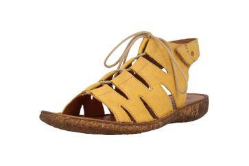Josef Seibel Rosalie 39 Sandalen in Übergrößen Gelb 79539 95 800 große Damenschuhe – Bild 6