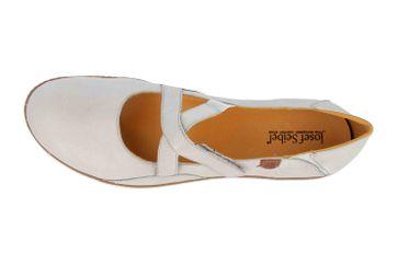 Josef Seibel Alea 04 Sandalen in Übergrößen Grau 87104 140 710 große Damenschuhe – Bild 7
