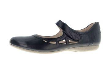 Josef Seibel Fiona 55 Sandalen in Übergrößen Schwarz 87255 971 100 große Damenschuhe – Bild 1