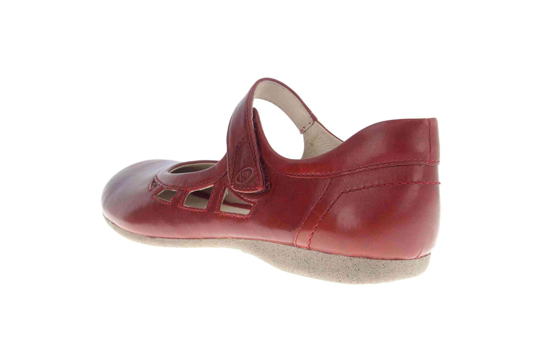 Josef Seibel Fiona 55 Sandalen in Übergrößen Rot 87255 971 396 große Damenschuhe – Bild 2