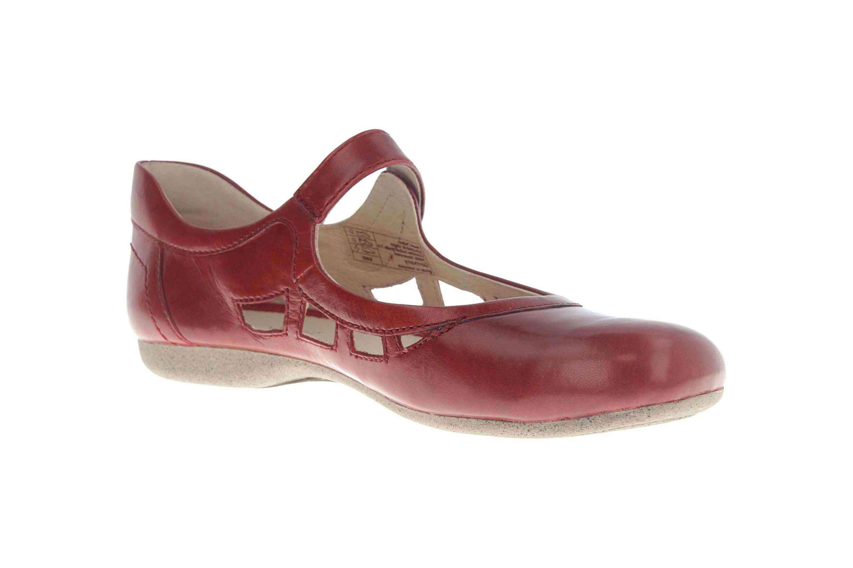 Josef Seibel Fiona 55 Sandalen in Übergrößen Rot 87255 971 396 große Damenschuhe – Bild 5