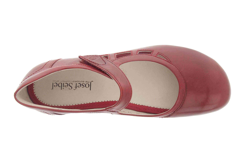 Josef Seibel Fiona 55 Sandalen in Übergrößen Rot 87255 971 396 große Damenschuhe – Bild 7
