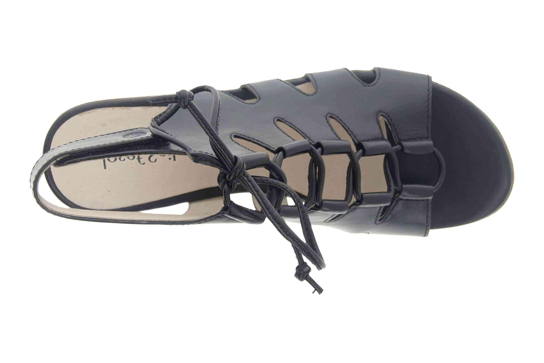 Josef Seibel Fabia 13 Sandalen in Übergrößen Schwarz 87513 971 100 große Damenschuhe – Bild 7
