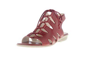 Josef Seibel Fabia 13 Sandalen in Übergrößen Rot 87513 971 396 große Damenschuhe – Bild 6
