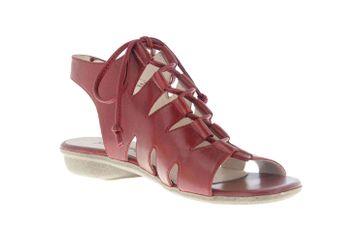 Josef Seibel Fabia 13 Sandalen in Übergrößen Rot 87513 971 396 große Damenschuhe – Bild 5