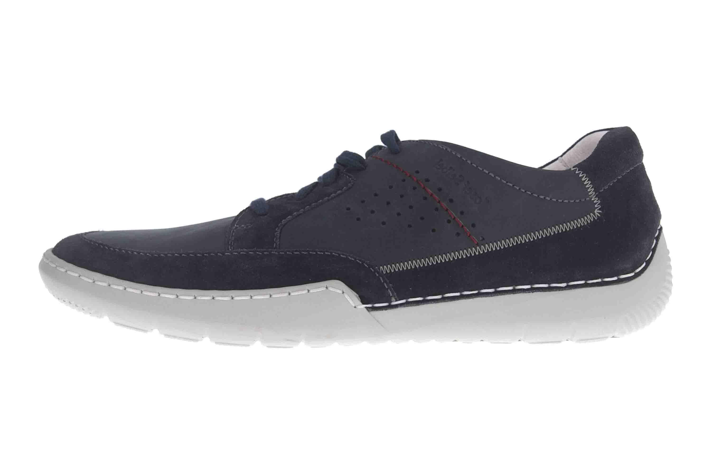 Josef Seibel Fernando 01 Sneaker in Übergrößen Blau 16901 143 505 große Herrenschuhe – Bild 1