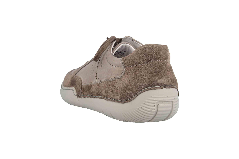 Josef Seibel Fernando 01 Sneaker in Übergrößen Grau 16901 143 710 große Herrenschuhe – Bild 2