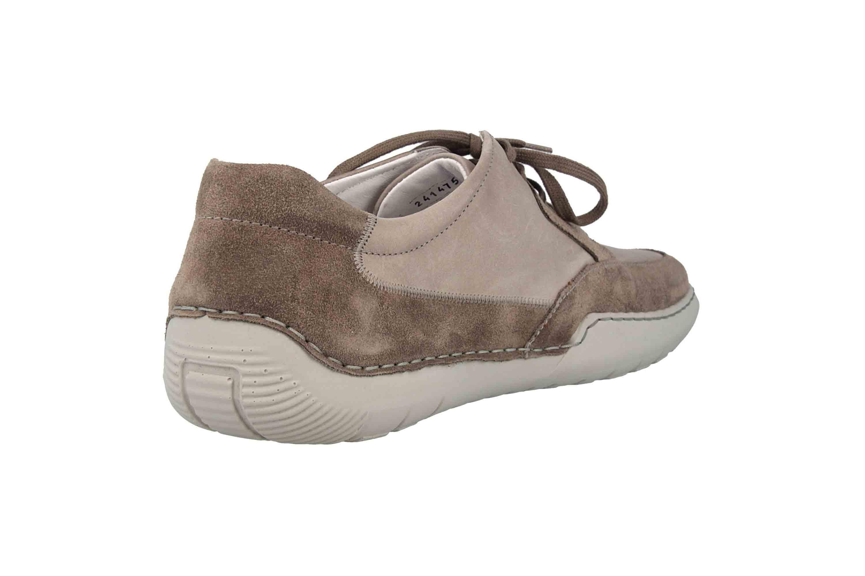 Josef Seibel Fernando 01 Sneaker in Übergrößen Grau 16901 143 710 große Herrenschuhe – Bild 3