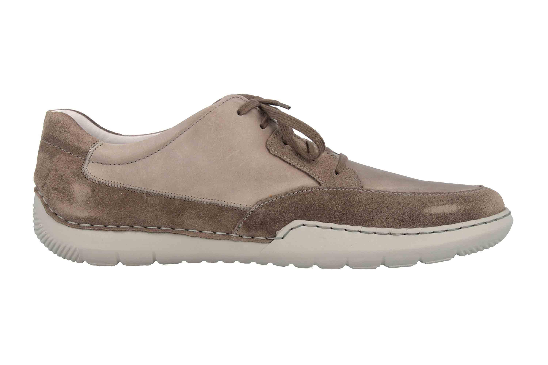 Josef Seibel Fernando 01 Sneaker in Übergrößen Grau 16901 143 710 große Herrenschuhe – Bild 4