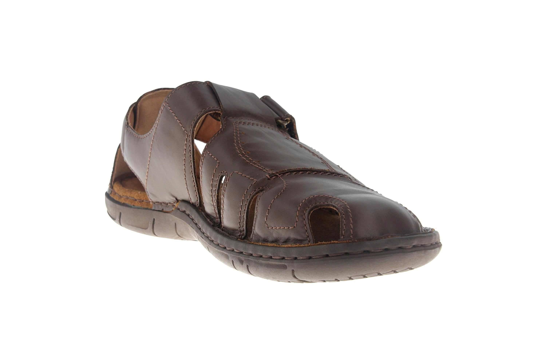 Josef Seibel Paul 15 Sandalen in Übergrößen Braun 43215 84 330 große Herrenschuhe – Bild 5