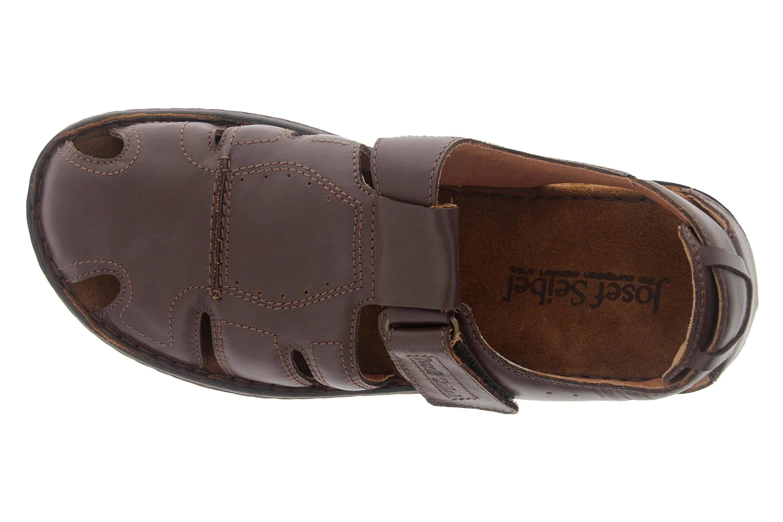 Josef Seibel Paul 15 Sandalen in Übergrößen Braun 43215 84 330 große Herrenschuhe – Bild 7