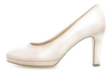 Gabor Fashion Pumps in Übergrößen Beige 21.270.72 große Damenschuhe – Bild 1