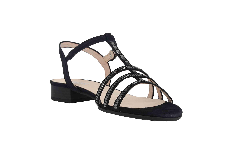 Gabor Comfort Sport Sandaletten in Übergrößen Blau 22.813.26 große Damenschuhe – Bild 5