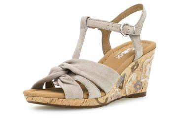 Gabor Comfort Sport Sandaletten in Übergrößen Braun 22.828.42 große Damenschuhe – Bild 6