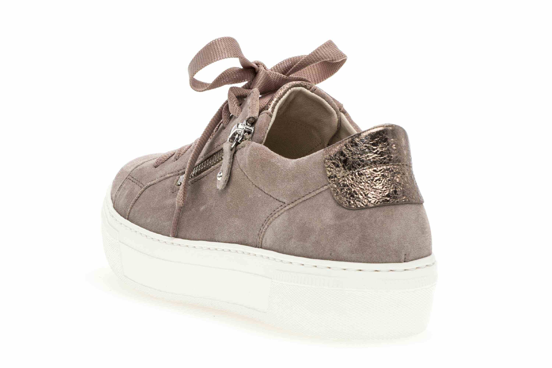 Gabor Jollys Sneaker in Übergrößen Rosa 23.314.14 große Damenschuhe – Bild 2