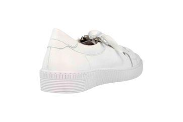Gabor Jollys Sneaker in Übergrößen Weiss 23.334.21 große Damenschuhe – Bild 3