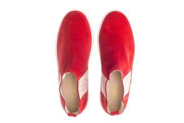 Gabor Jollys Sneaker in Übergrößen Rot 23.341.15 große Damenschuhe – Bild 7
