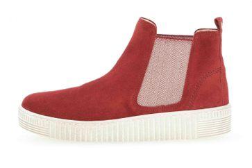 Gabor Jollys Sneaker in Übergrößen Rot 23.341.15 große Damenschuhe – Bild 1