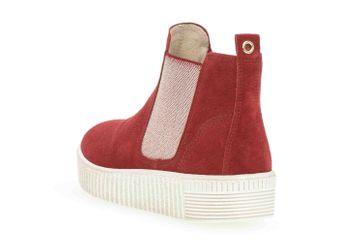 Gabor Jollys Sneaker in Übergrößen Rot 23.341.15 große Damenschuhe – Bild 2