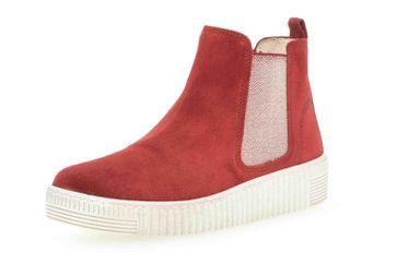 Gabor Jollys Sneaker in Übergrößen Rot 23.341.15 große Damenschuhe – Bild 6
