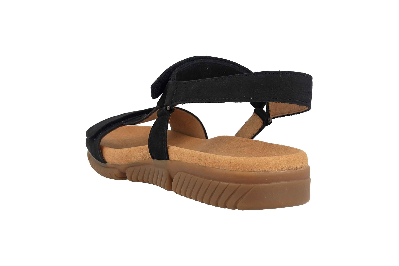 Gabor Jollys Sandaletten in Übergrößen Blau 23.713.16 große Damenschuhe – Bild 2