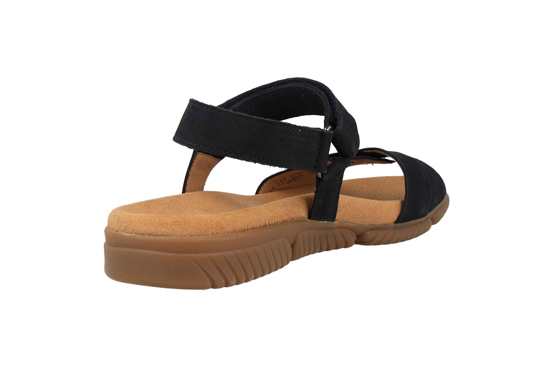 Gabor Jollys Sandaletten in Übergrößen Blau 23.713.16 große Damenschuhe – Bild 3