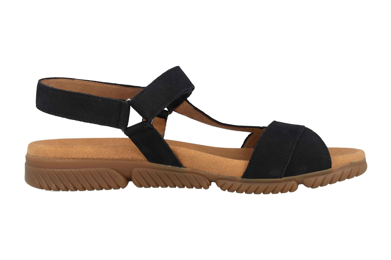 Gabor Jollys Sandaletten in Übergrößen Blau 23.713.16 große Damenschuhe – Bild 4
