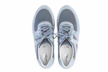 Gabor Sport Sneaker in Übergrößen Blau 24.251.10 große Damenschuhe – Bild 7