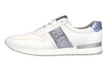 Gabor Casual Sneaker in Übergrößen weiss 24.421.26 große Damenschuhe – Bild 1