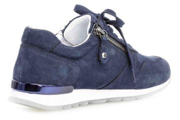 Gabor Comfort Basic Sneaker in Übergrößen Blau 26.364.66 große Damenschuhe – Bild 3